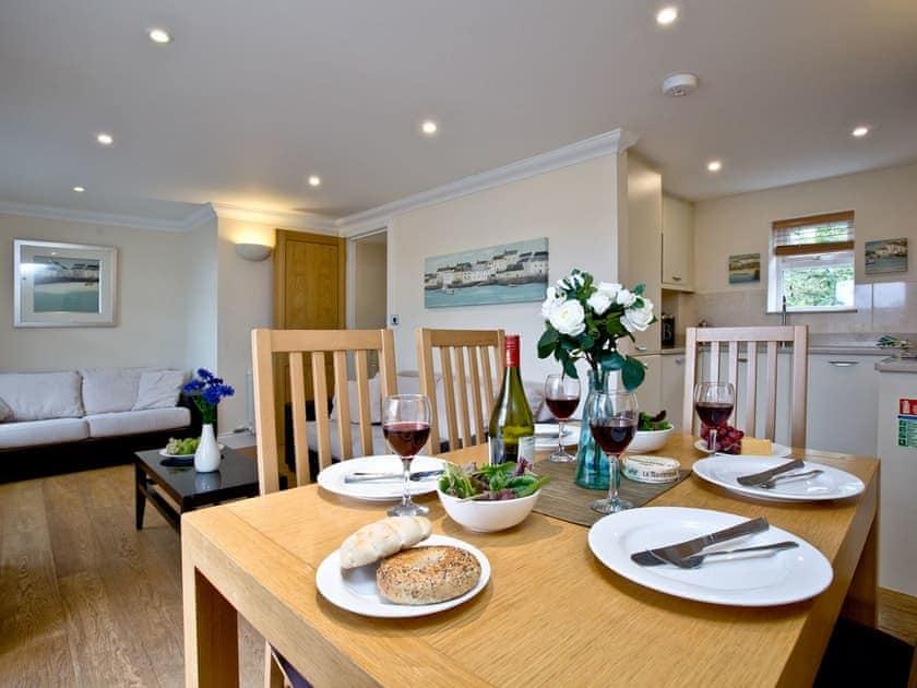 Dining Area | The Cottage, Goodrington Lodge - Goodrington Lodge, Paignton