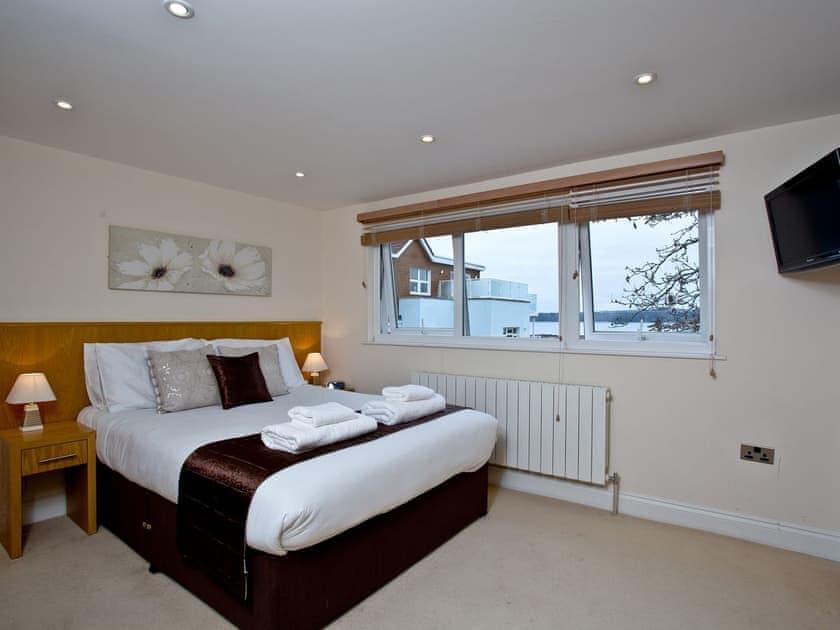 Double bedroom | The Cottage, Goodrington Lodge - Goodrington Lodge, Paignton