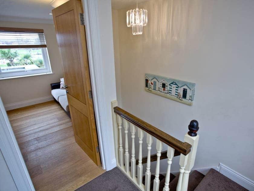 Stairs | The Cottage, Goodrington Lodge - Goodrington Lodge, Paignton