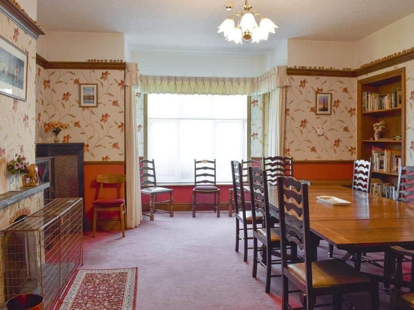 Large dining room | Greystones, Freshwater