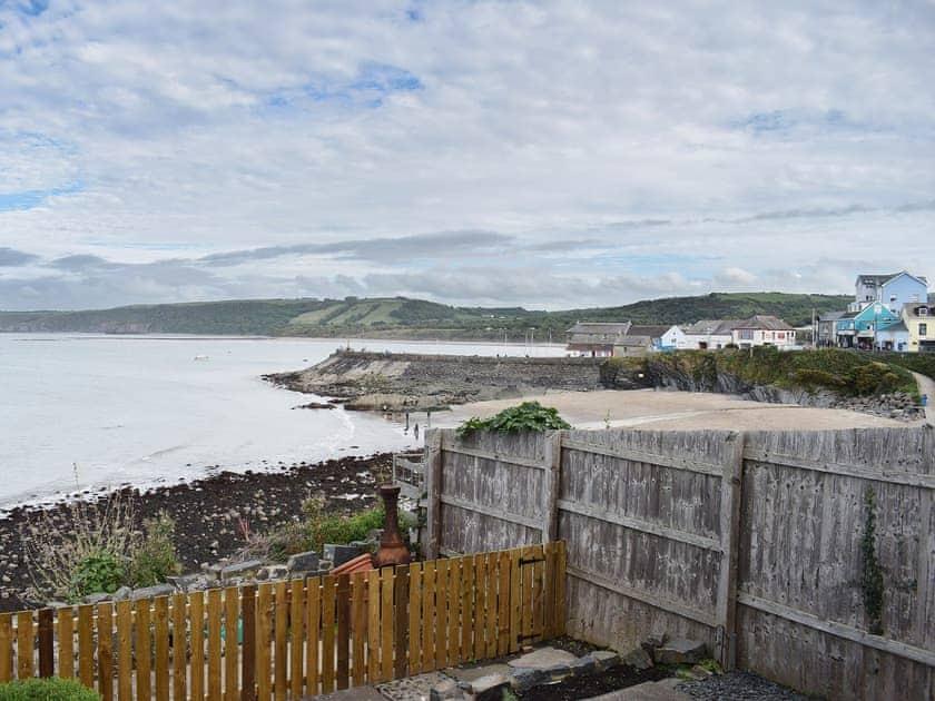Glorious views over New Quay Bay | Seadrift, New Quay