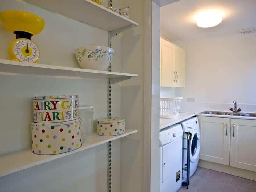Utility room | Methrose, St Austell
