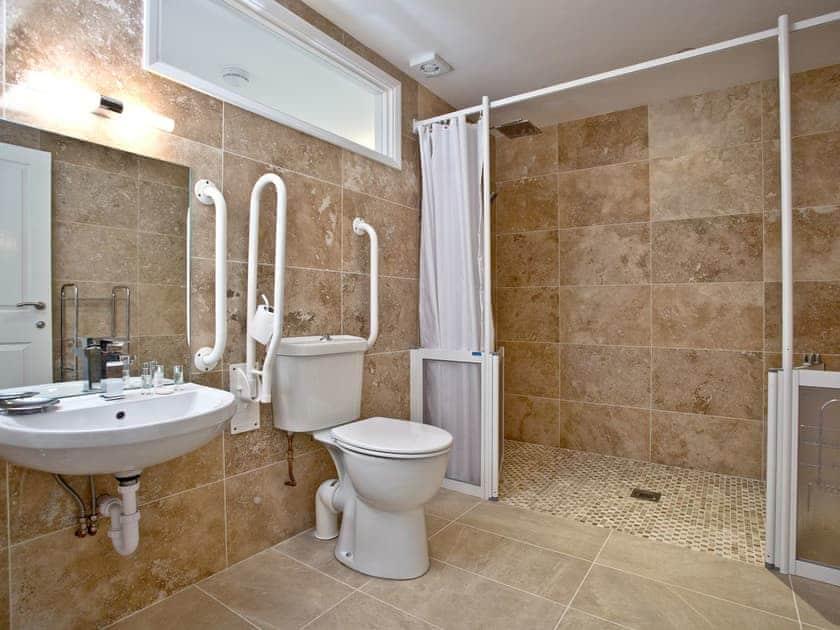 Shower room | Methrose, St Austell