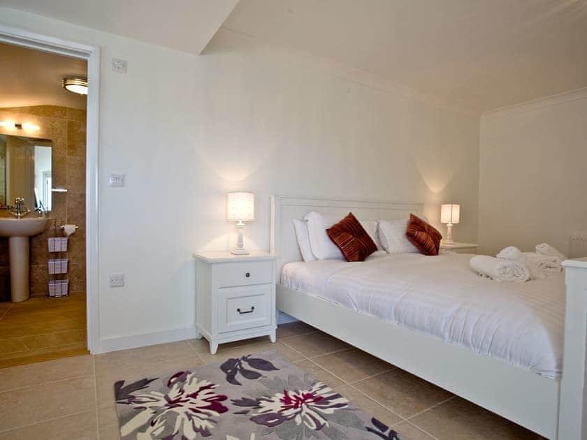 Double bedroom | Methrose, St Austell