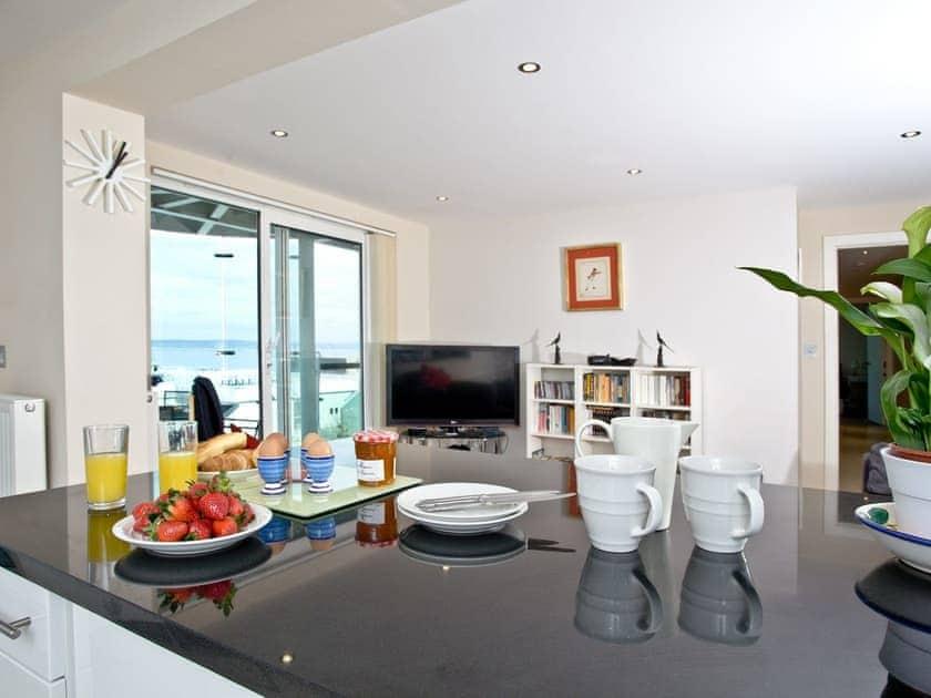 Open plan living space   50 Ocean Views - Ocean View, Portland