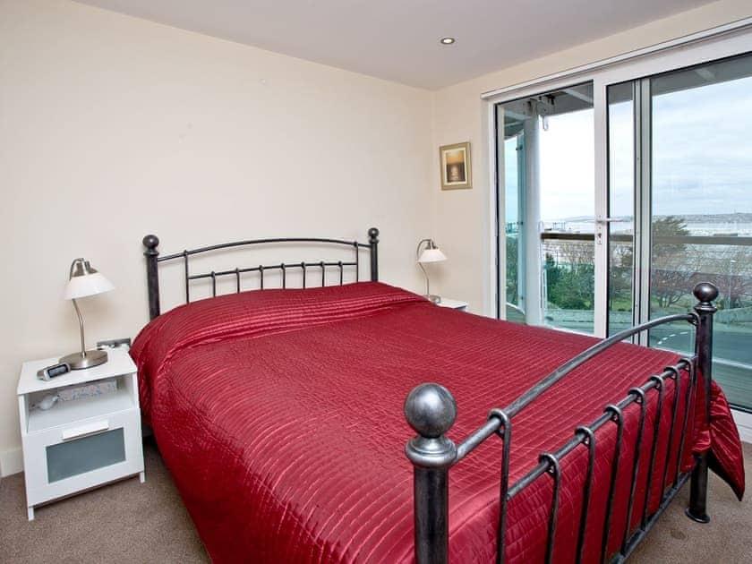 Double bedroom   50 Ocean Views - Ocean View, Portland