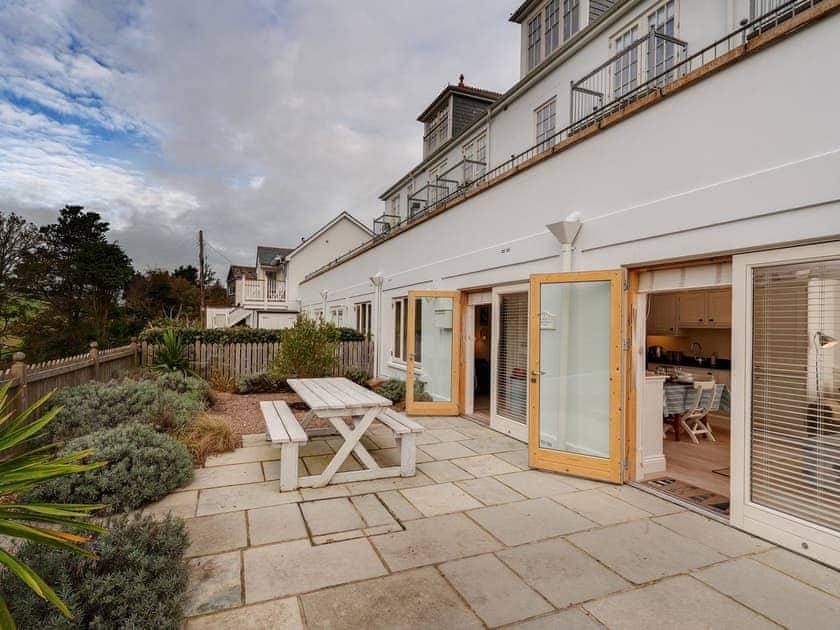 Exterior | 1 Garden Apartment, Prospect House - Prospect House, Hallsands