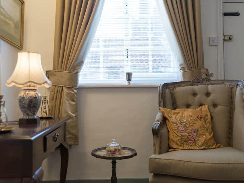 Living room / dining room with wood burner | Westholme Cottage, Horncastle