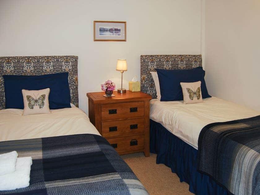 Comfortable twin bedroom | Blencathra - Blakebeck Farm, Mungrisdale, near Threlkeld