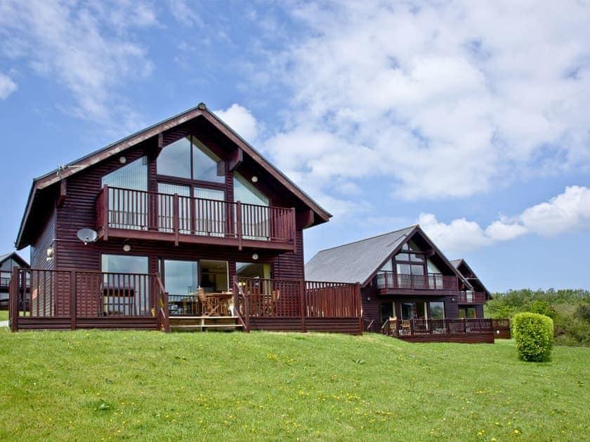 Cedar Lodge, Retallack