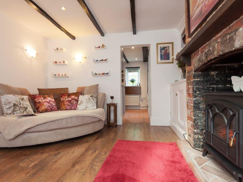 Cosy living room   Bluebell Cottage, Angmering, near Littlehampton
