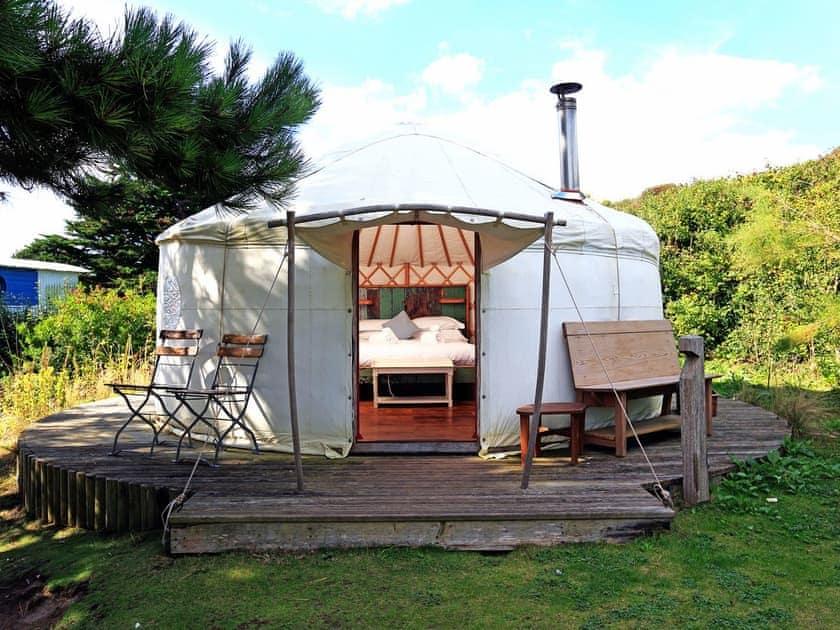 Boscawen, Yurt, The Park
