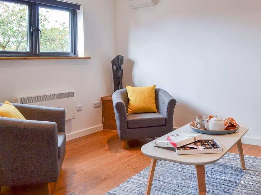 Lovely living area | The Studio, Three Oaks, near Hastings