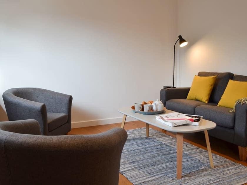 Comfortable sitting room area | The Studio, Three Oaks, near Hastings