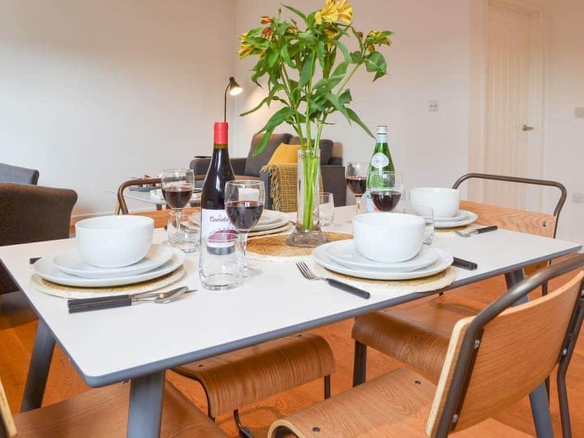 Lovely dining area | The Studio, Three Oaks, near Hastings