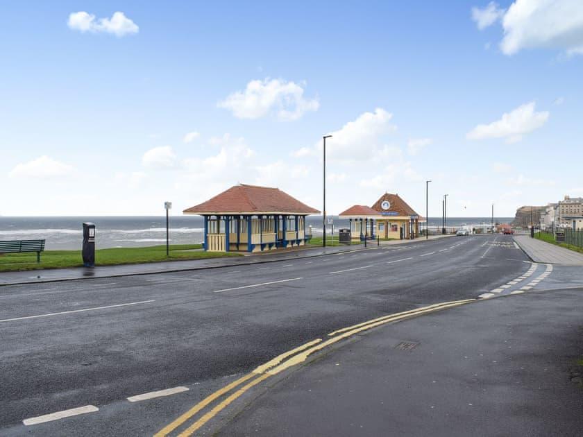 Promenade  | Sandy Feet Retreat, Whitby