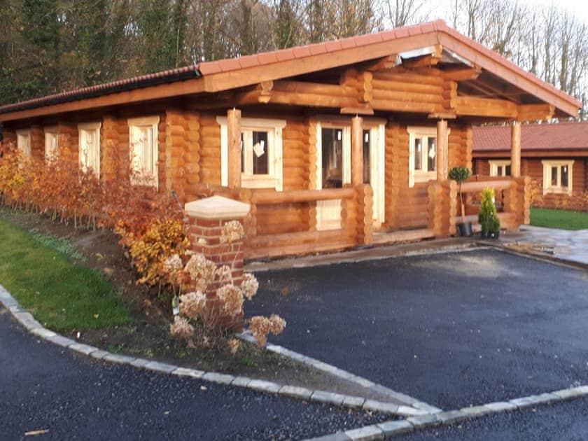 Vindomora County Lodges  - Chesters Lodge