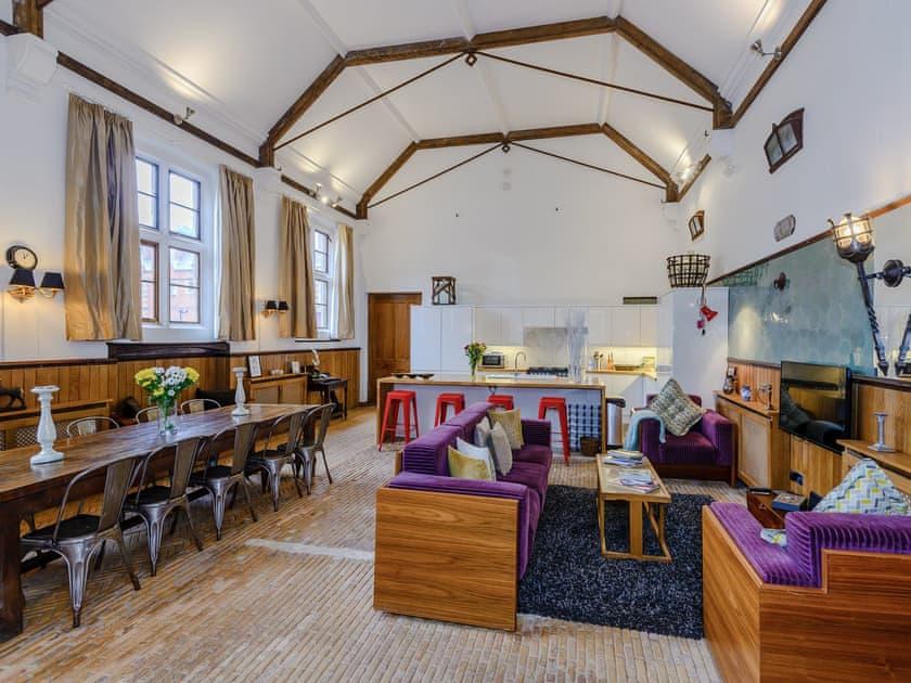 Ingestre Lodges - Talbot Lodge