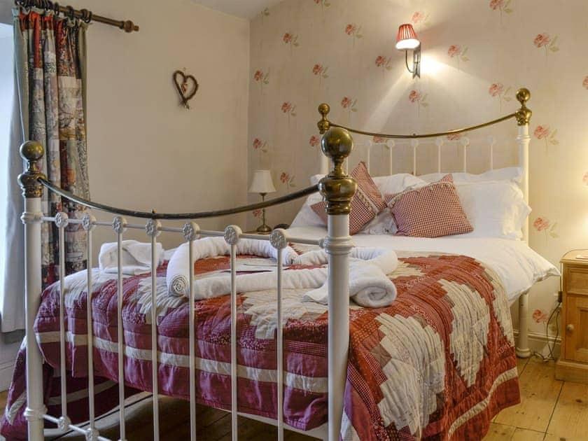 Relaxing double bedroom | Whisper Cottage, Hebden near Grassington