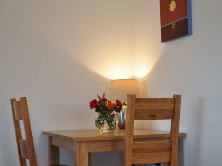 Convenient dining area | Lurach Apartment, Lurach Apartment - Lurach, Port Appin, near Oban