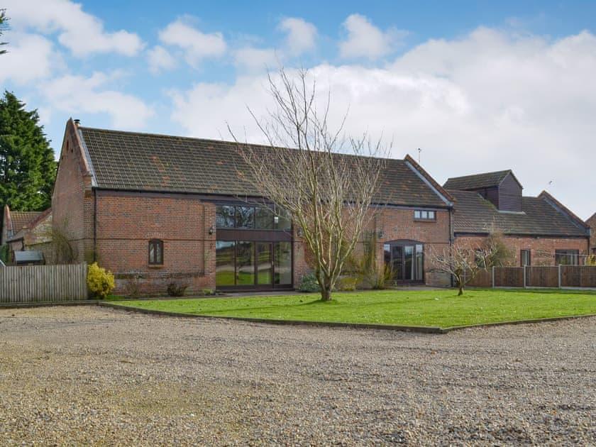 Charming barn conversion | Church Farm Barn - Moor Farm Stable Cottages, Foxley, near Fakenham