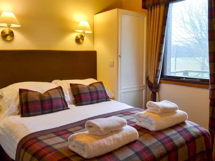 Double bedroom   Aviemore Lodge - Spey Valley, Aviemore