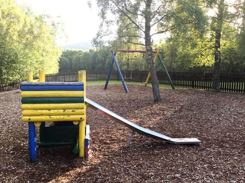 Children's play area    Aviemore Apartment, Aviemore Lodge - Spey Valley, Aviemore