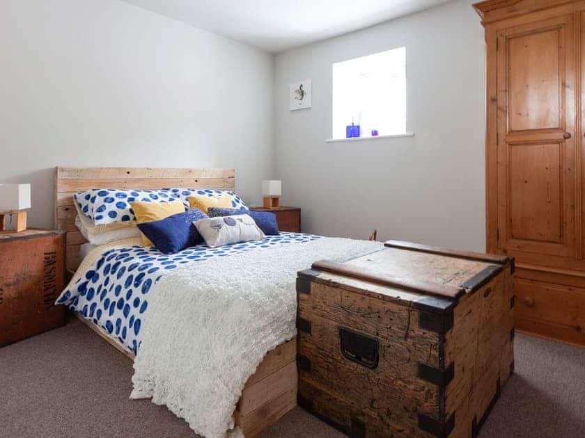 Spacious double bedroom | Braeburn, Slapton