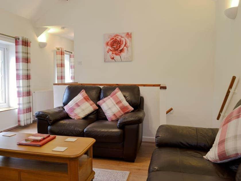 Comfy living room   Ty'n y Fron Cottage, Betws-y-Coed, near Conwy