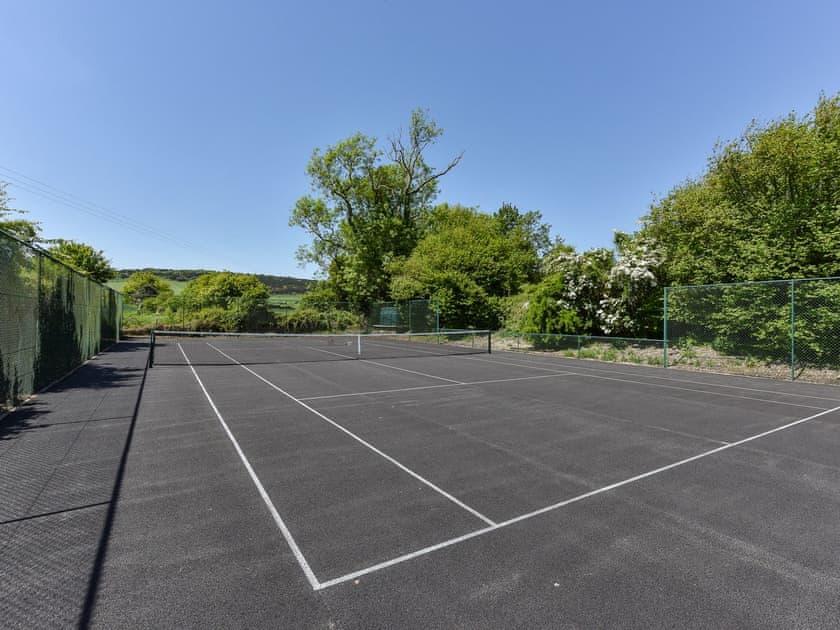 Tennis court | Flint House, Near Chichester