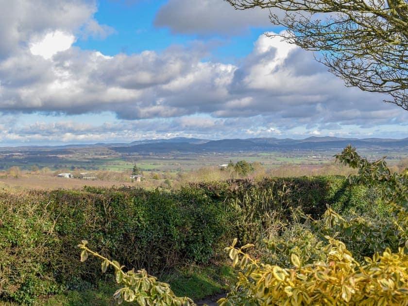 Far-reaching views | Orchard Chapel, Much Marcle, near Ledbury