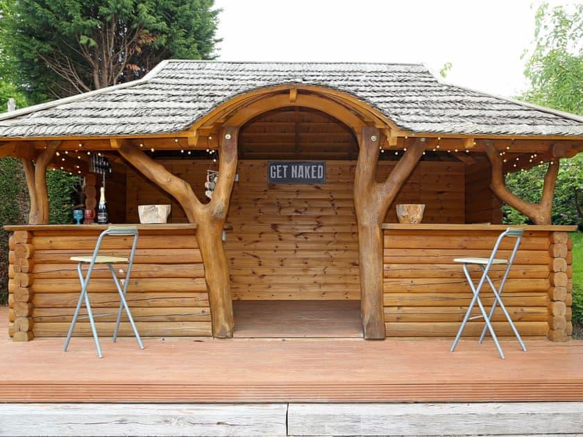 Outdoor area | Heath Retreat, Buxted