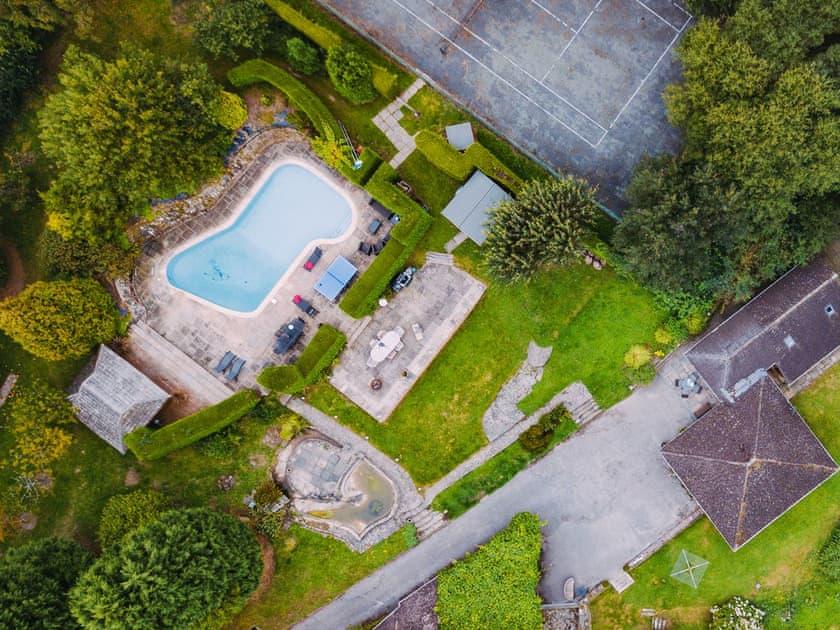 Swimming pool | Heath Retreat, Buxted