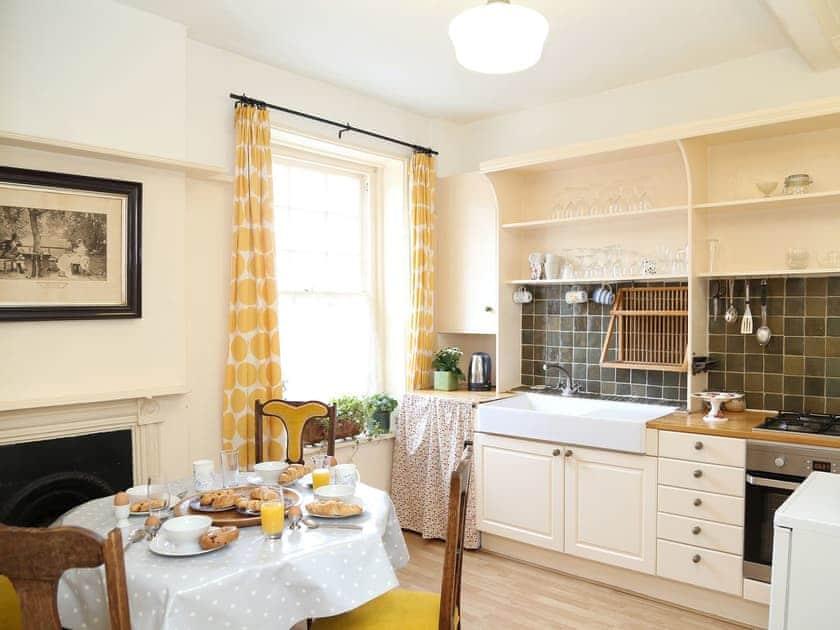 The Lymington Apartment