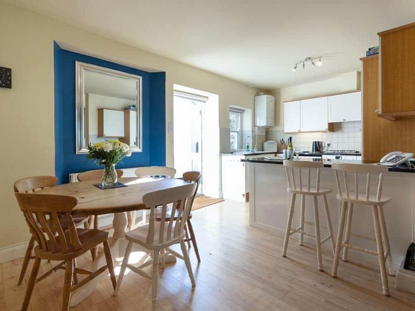 Kitchen/ dining area | Lower Marcam, Salcombe