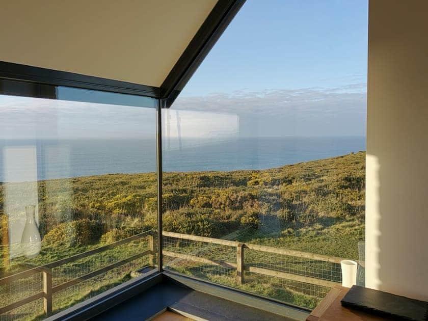 Far reaching sea views | The Rocket House, Hartland Quay, near Hartland, Bideford