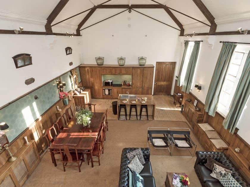 Ingestre Lodges - Chetwynd Lodge