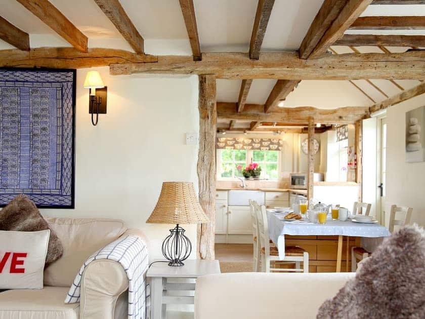 Open plan living space | Prospect Cottage, Wittersham