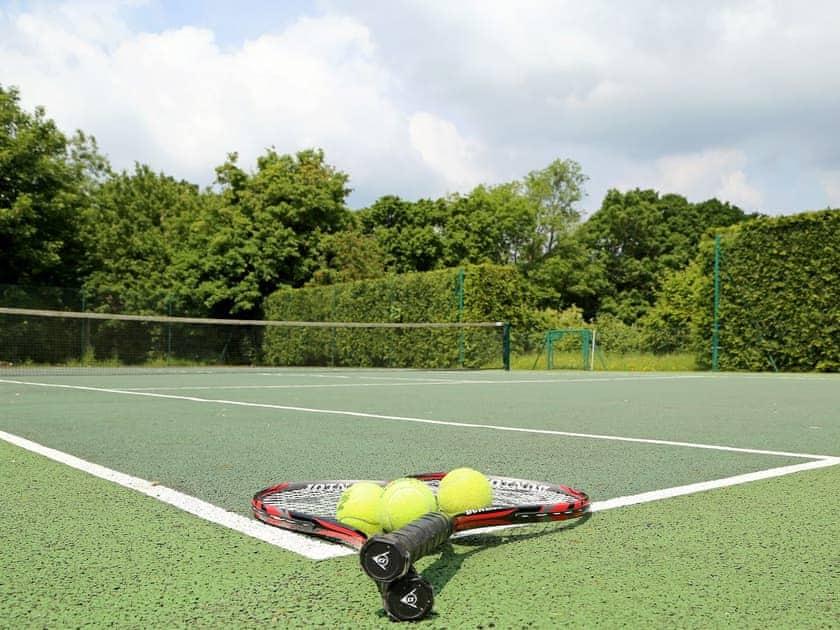 Tennis court | Prospect Cottage, Wittersham