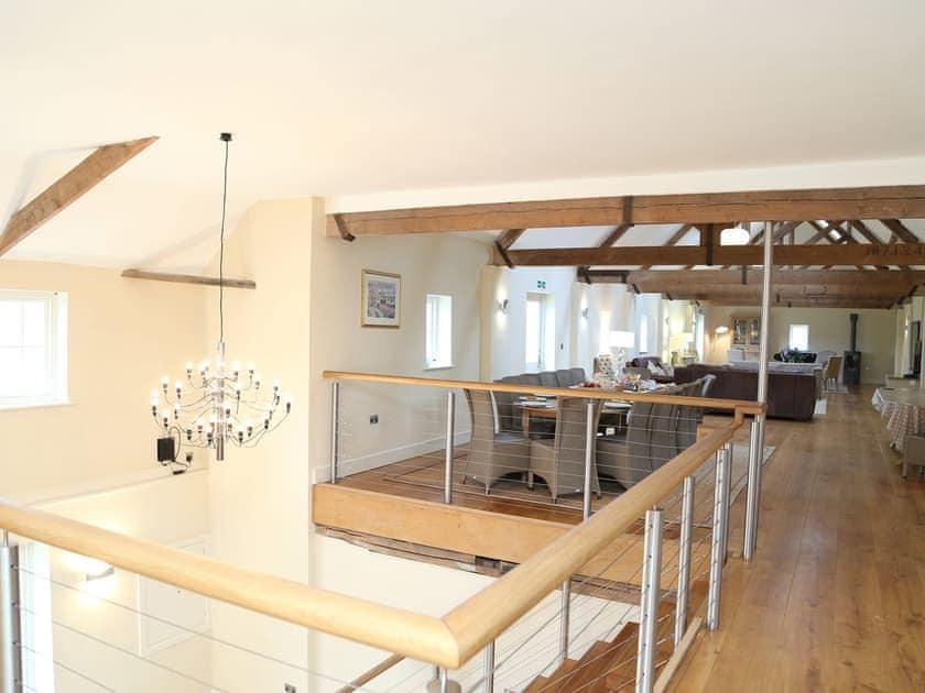 Open plan living space | Finchcocks Oast 33-42, Goudhurst