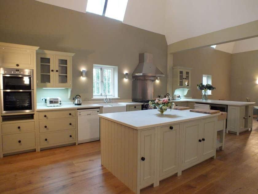 Kitchen | Finchcocks Oast 33-42, Goudhurst