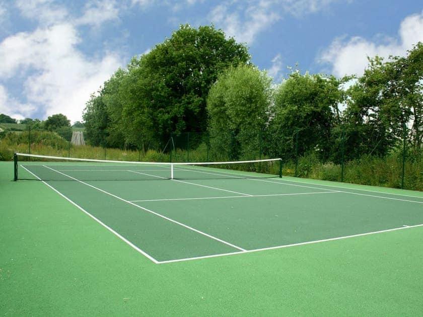 Tennis court | Finchcocks Oast 33-42, Finchcocks Oast 33-42, Goudhurst
