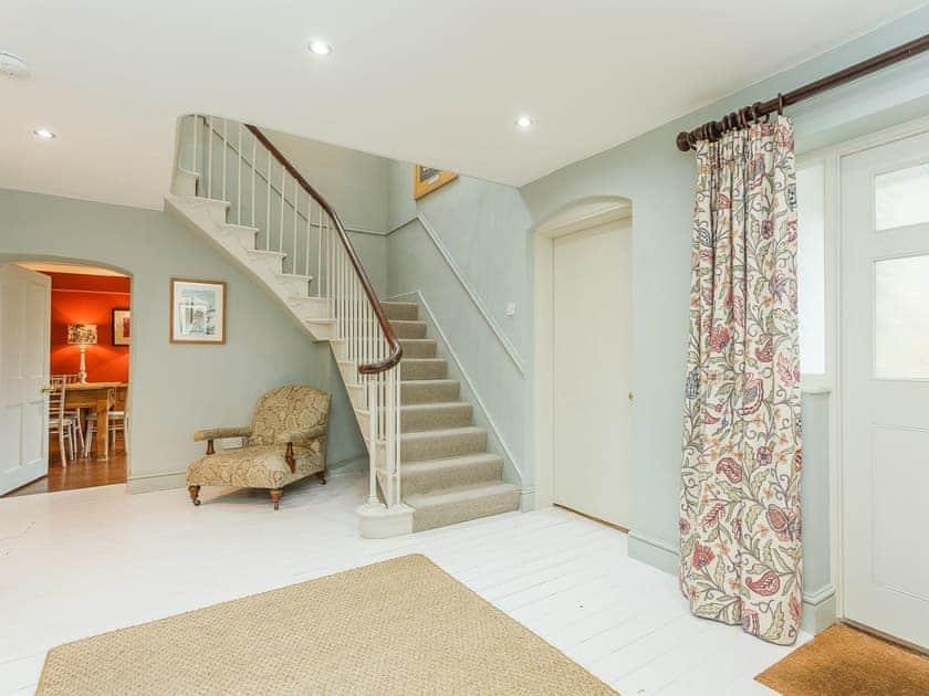 Hallway | The Gate House, Wimborne Minster