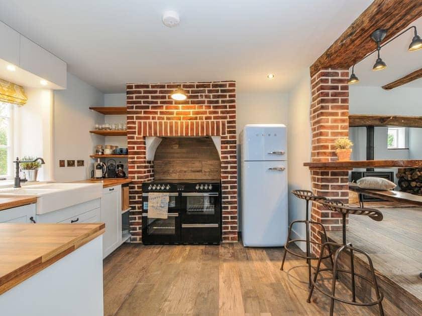 Kitchen   Stonedelph Cottages, Warninglid