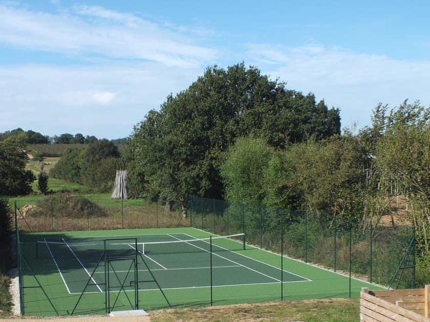 Tennis court   Finchcocks Oast 1-22, Finchcocks Oast 1-22, Goudhurst