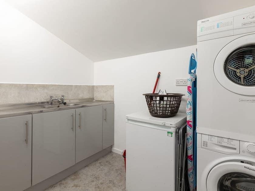 Useful utility room | Windy Heath, Salcombe