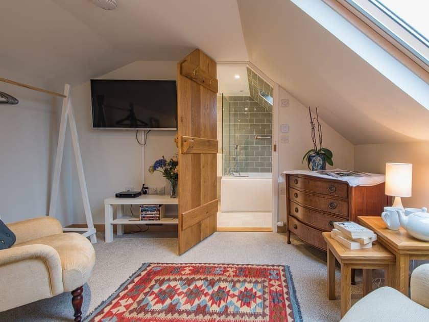 Living area   Quarter Cottage, Biddenden, near Ashford