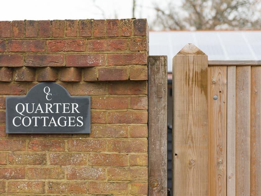 Exterior   Quarter Cottage, Biddenden, near Ashford