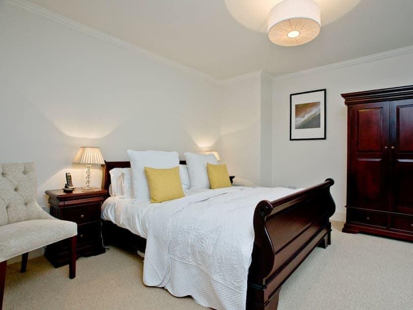 Comfortable double bedroom | Ashlar House, Wells