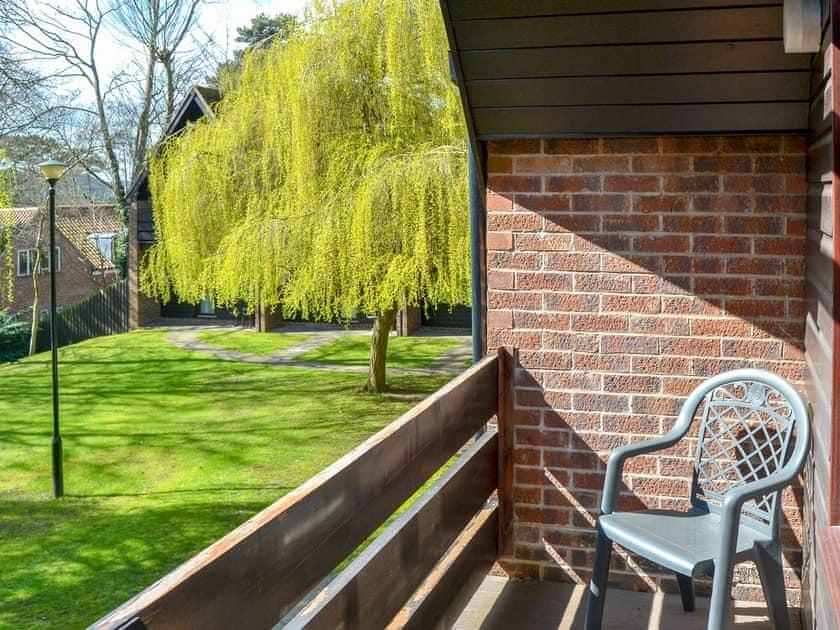 Balcony area | Villa 9, Cromer